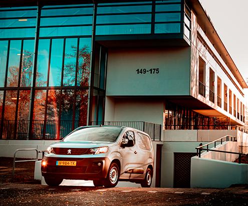 Zakelijk een bedrijfswagen aanschaffen bij Wassink Autogroep?