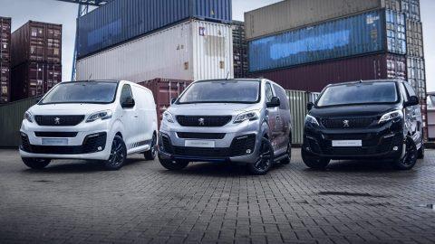 Afbeelding voor De nieuwe Peugeot Expert Sport