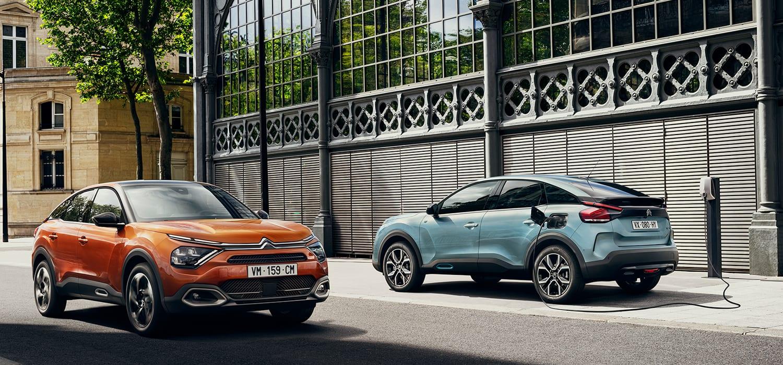 Citroën C4 en e-C4