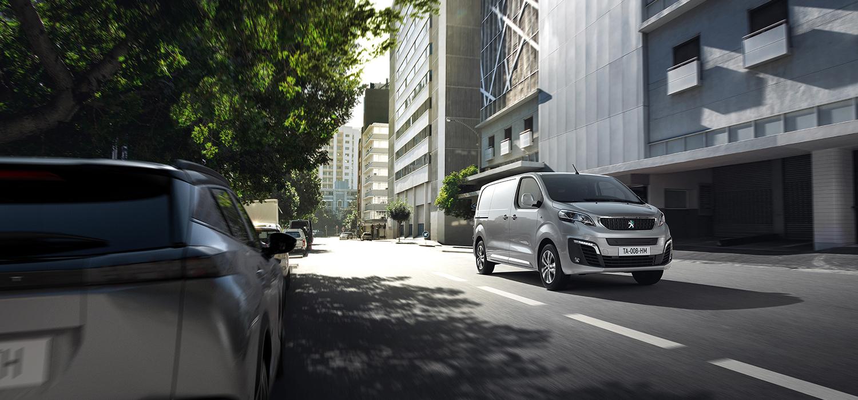Peugeot E-Expert Voorkant