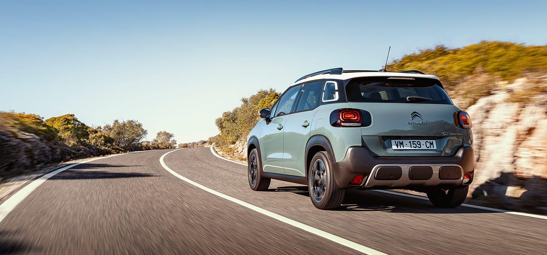 Nieuwe Citroën C3 Aircross