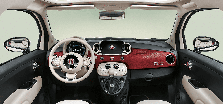 Fiat 500 acties