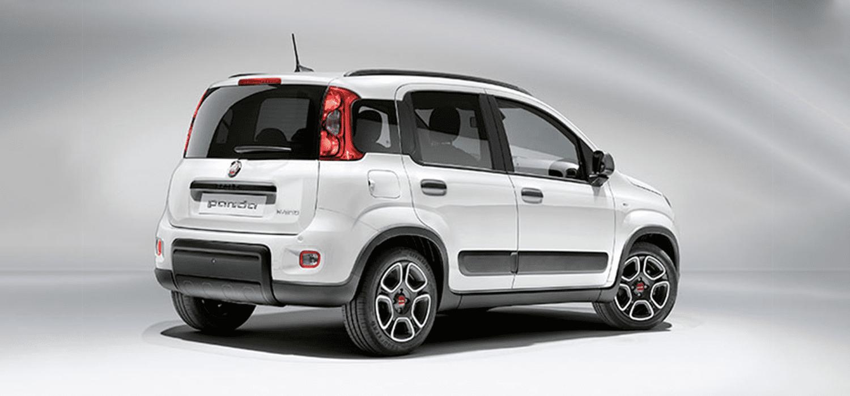 Fiat panda acties