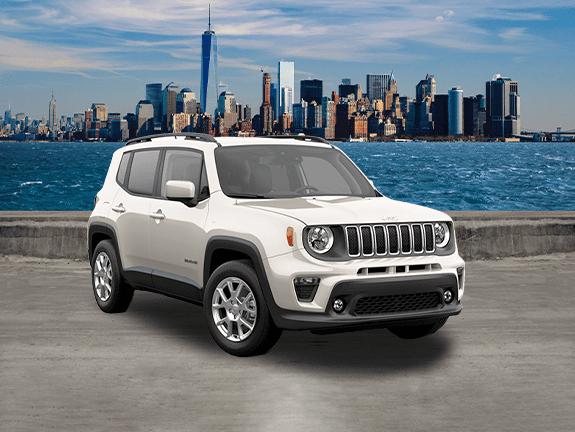Jeep Renegade acties