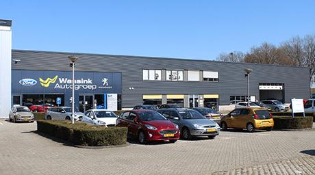 Fiat vestiging Venlo